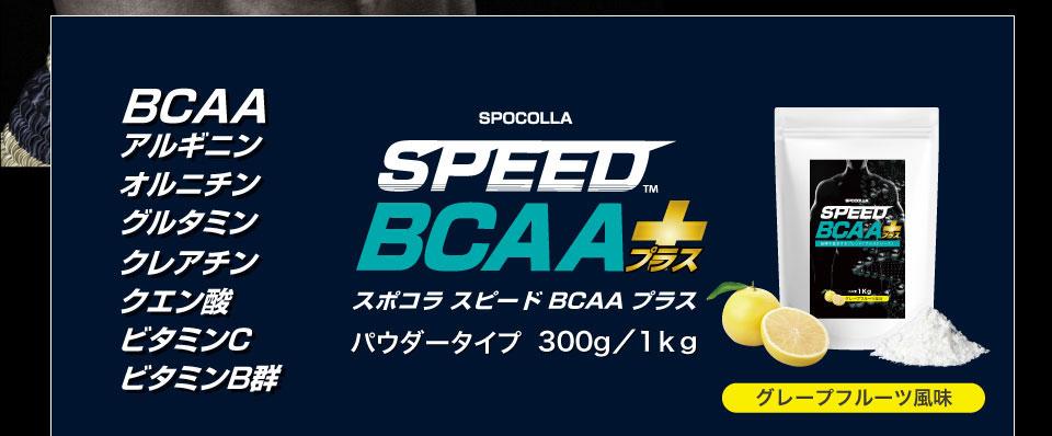 BCAAプラス グレープフルーツ味 パウダータイプ 300g・1Kg